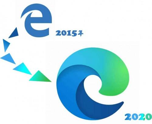 Edge推出新商标Logo