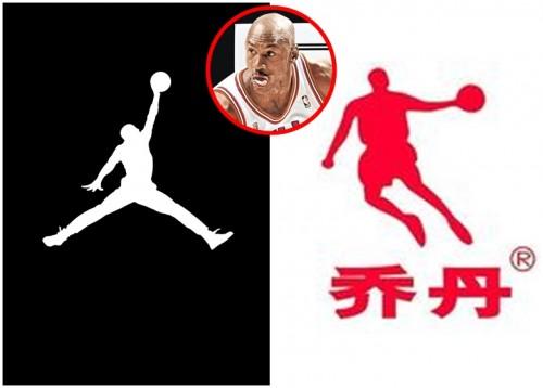 山寨Jordan侵权捱告 乔丹中文商标要撤销