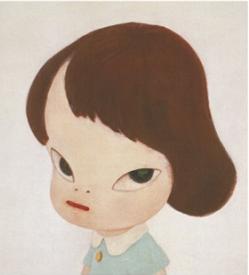 韩国化妆品疑抄袭插画 当地裁判所反告奈良美智侵权