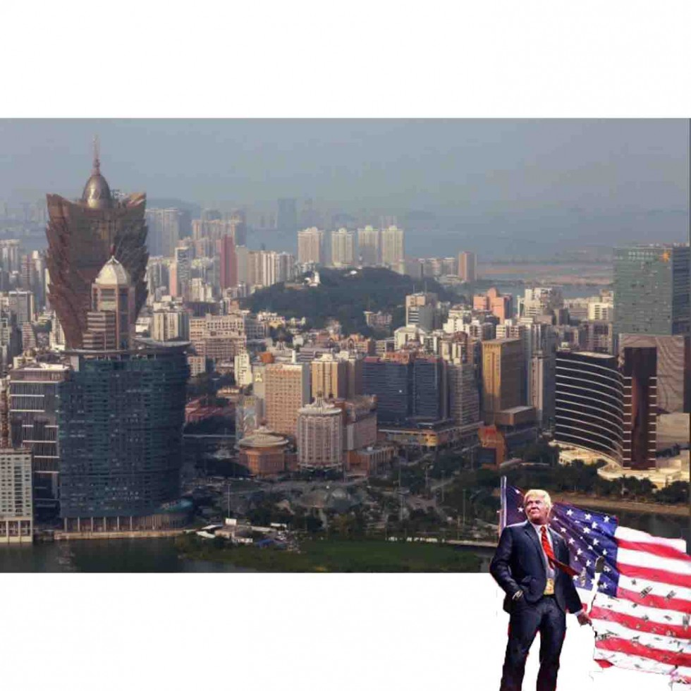 Donald Trump's Macao Trademark