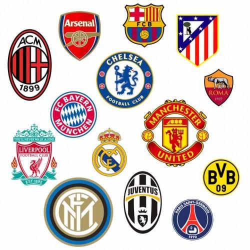 スポーツクラブはどのような商標を登録していますか?