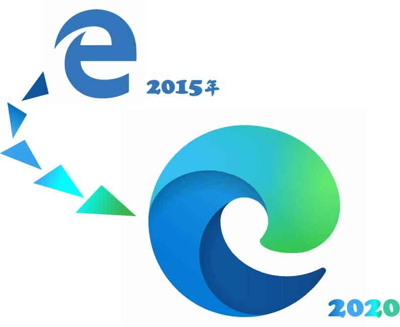 エッジが新しいロゴを発表